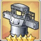 高性能火器管制レーダーT0