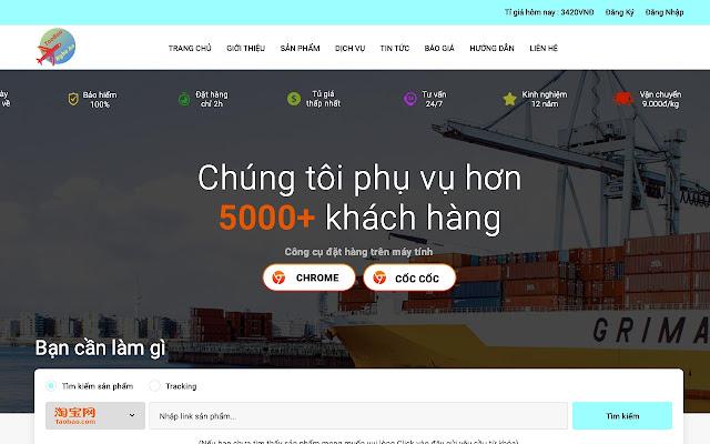 Công Cụ Đặt Hàng Của TaobaoNgheAn