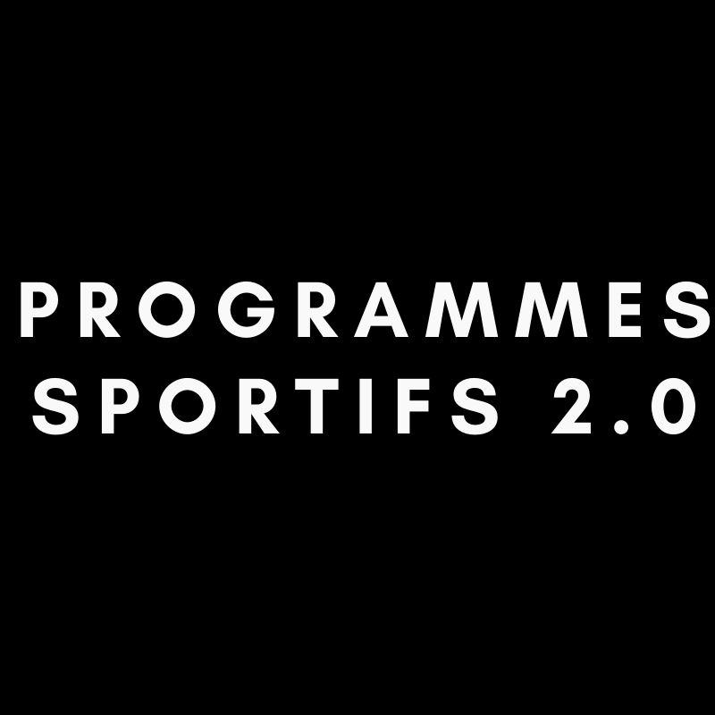 Programmes sportifs 2.0