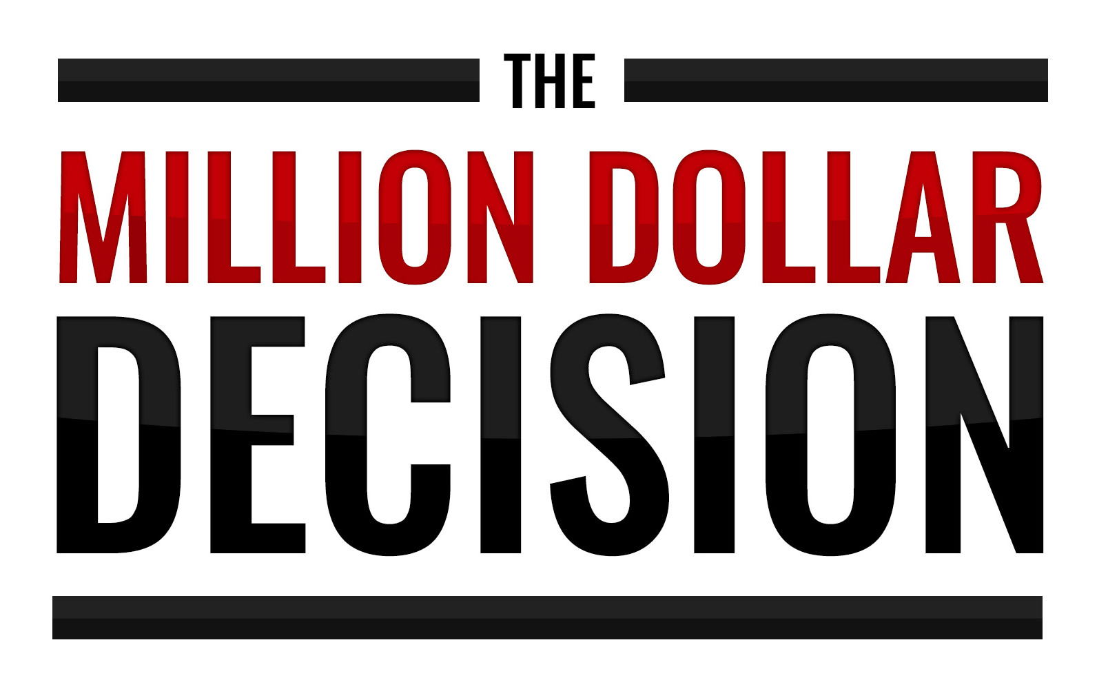 The Million Dollar Decision book by Robert Rolih