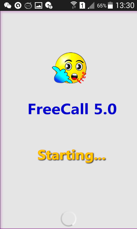 Freecall 3G 5.0 for Free Call- screenshot