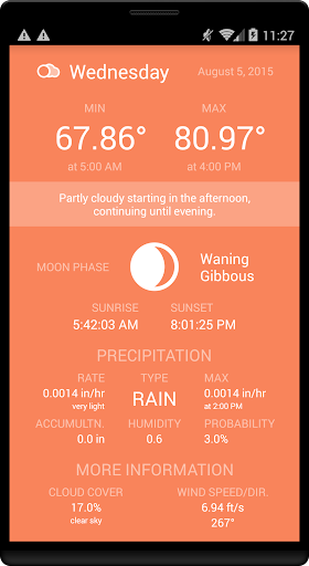 免費下載天氣APP Forecast app開箱文 APP開箱王