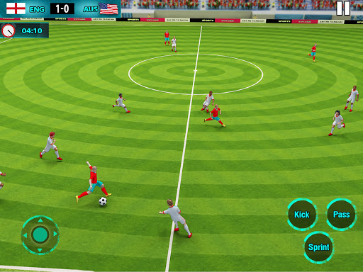 Soccer Leagues Mega Challenge 2021: Football Kings 200021.0 Screenshots 10