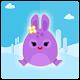 Bunny Hop Cute Retro Free Game