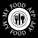 My Food App icon