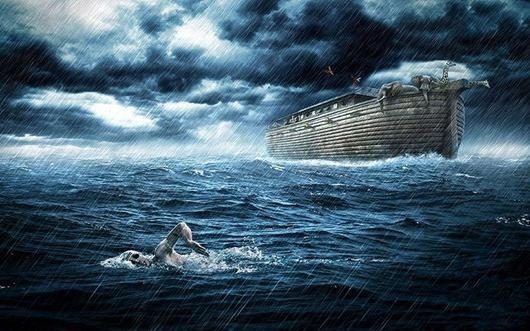 история Всемирного потопа