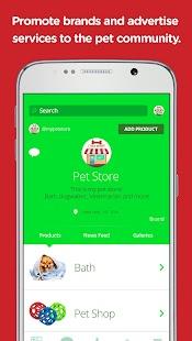 Sniff - Pet Social Network Screenshot 5
