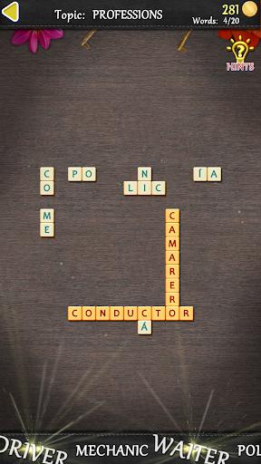 Slice Words screenshot