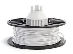 White PRO Series Nylon Filament - 2.85mm (0.75kg)