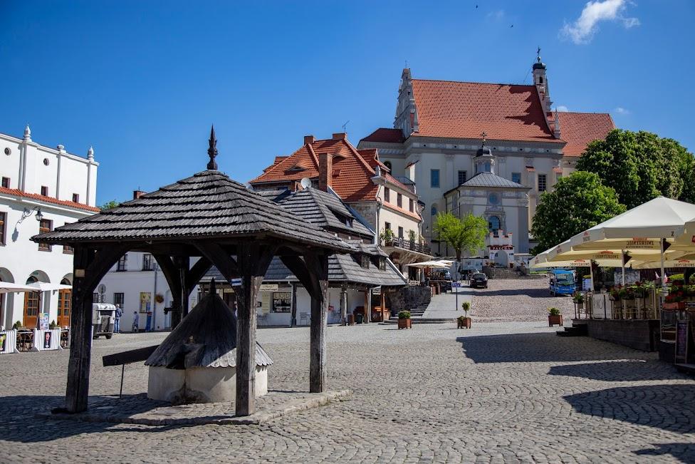 Kazimierz Dolny, rynek