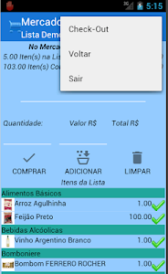 Lista de Compras Mercado Facil screenshot 5