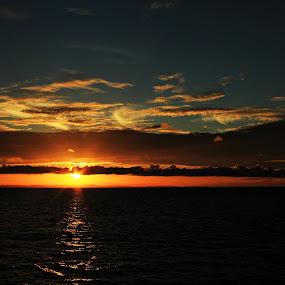 by Jamani Uyee - Landscapes Sunsets & Sunrises