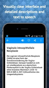 Medical Dictionary German screenshot 12
