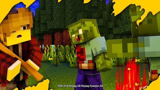 NEW zombie maps for minecraft pe - Apl di Google Play