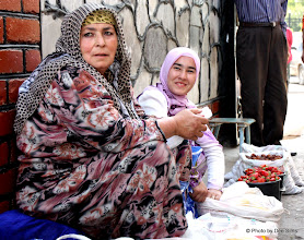 Photo: Day 171 - In a Market in Dushanbe