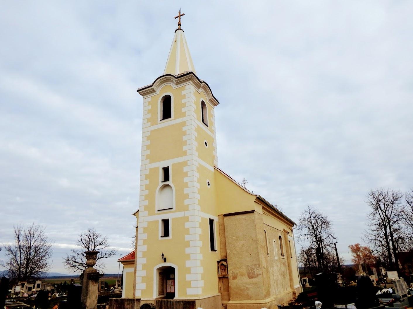 Dozmat - Szent György rk. templom