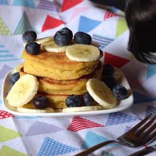 Cornmeal Pancakes No Flour Recipes.