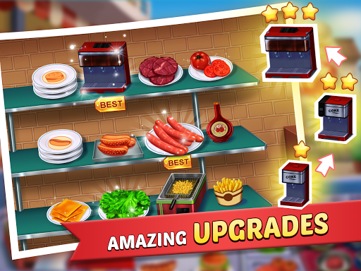 Kitchen Craze: Madness of Free Cooking Games City  screenshots 11