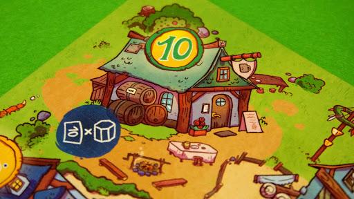 シュッテルス/ノームの村:「10」