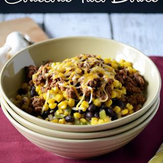 Couscous Taco Bowls