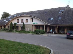 Photo: Hotellimme Bauskassa (Latviassa), aivan upea paikka!