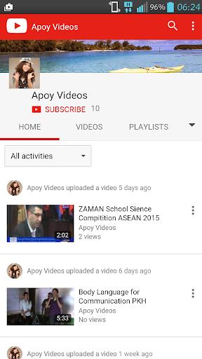 Apoy Videos