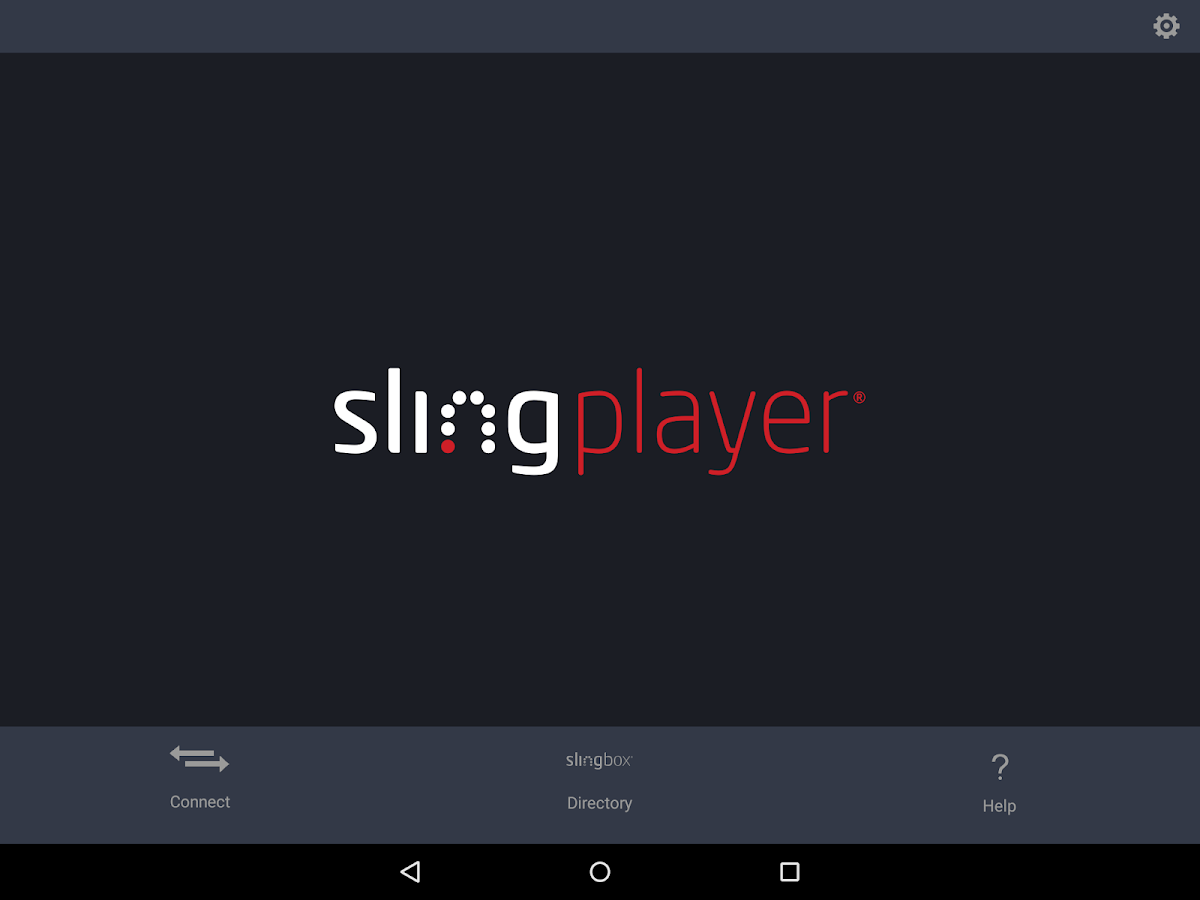 Slingplayer free for tablet android apps on google play for App tablet android gratis