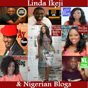LINDA IKEJI & NIGERIAN BLOGS