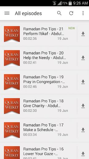 Quran Weekly