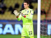 Ethan Horvath ging door een moelijke periode als doelman van Club Brugge