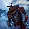 Idle game offline clicker: Juggernaut Champions icon