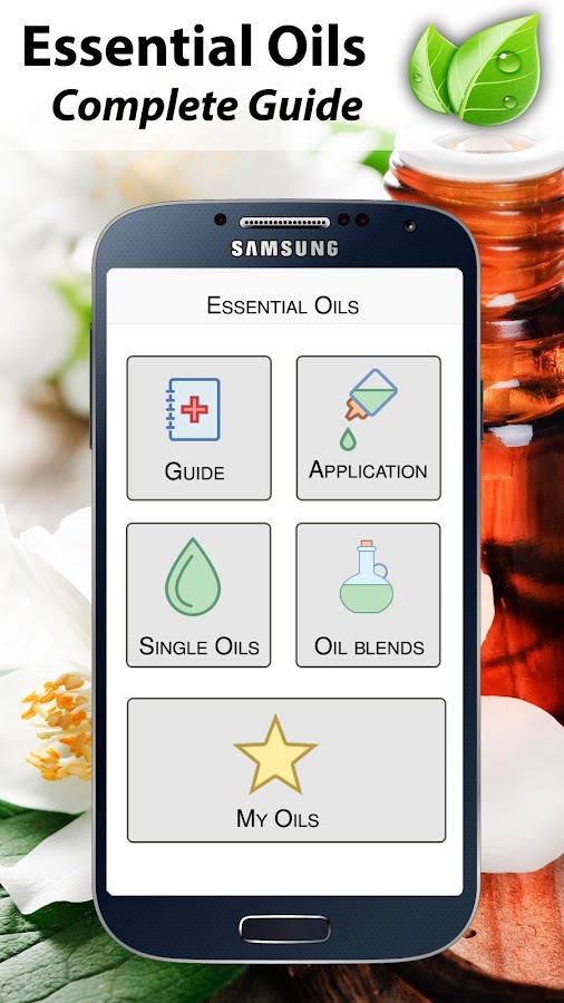 Essential Oils - Young Living- screenshot