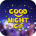Good Night GIF icon