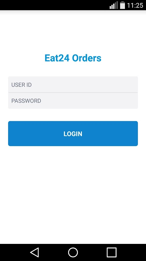 Eat24 for Restaurant Owners- screenshot