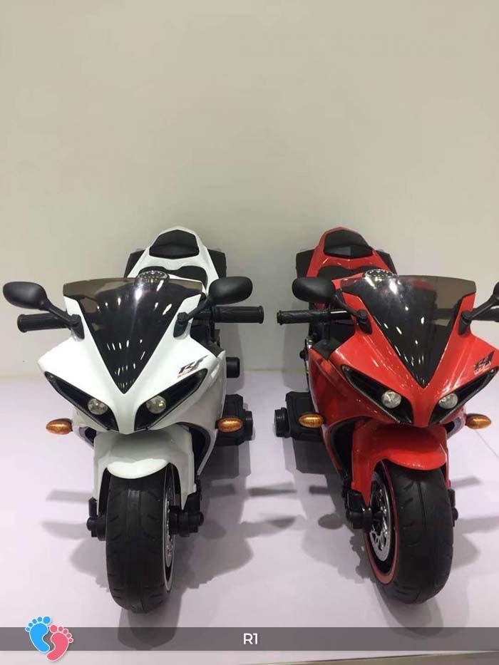 Xe mô tô điện thể thao cho trẻ R1 3