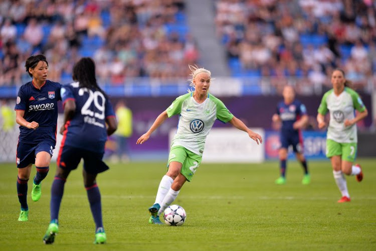 Pernille Harder quitte Wolfsburg