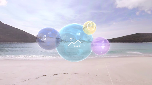 Relax VR: Rest, Relaxation & Meditation in VR Appar för Android screenshot