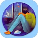 پروفایل های غمگین برای تلگرام و واتس آپ icon