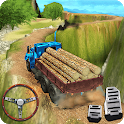 Offroad Transport Truck Driving - Jeep Driver 2019 icon
