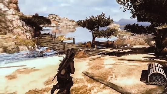 Sniper Elite Warrior 4 - náhled