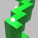 Ball Zigzag Runner icon