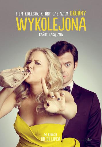 Polski plakat filmu 'Wykolejona'
