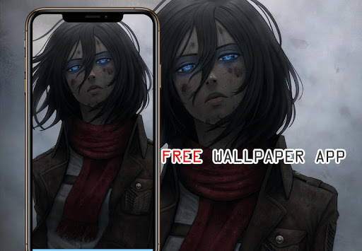 Download Mikasa Ackerman Wallpaper Hd Free For Android Mikasa Ackerman Wallpaper Hd Apk Download Steprimo Com