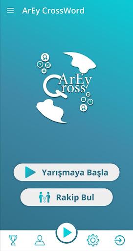 ArEy CrossWord : Karşılıklı Bilgi Yarışması screenshot 1