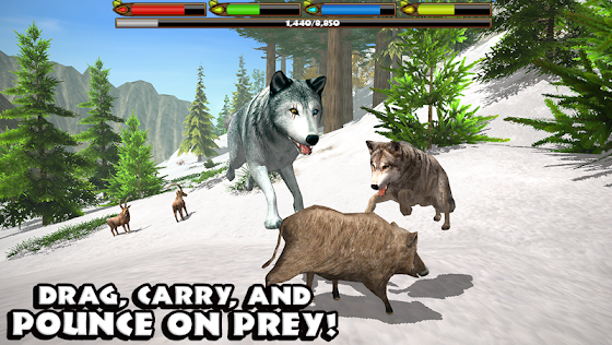 Ultimate Wolf Simulator