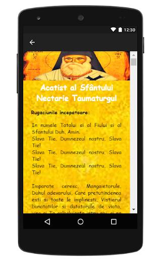 Acatistul Sf Nectarie 1.0 screenshots 6