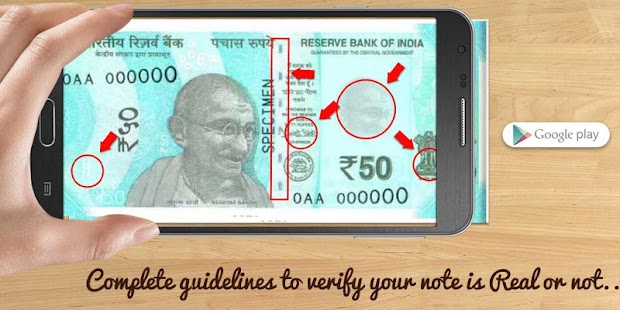 New Rs 200 Rs 50 Indian Note Scanner Prank - náhled