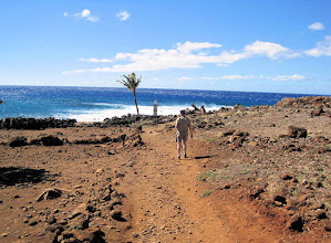 Photo: At the Lapakahi State Historical Park, which preserves ruins from an Ancient Hawaiian fishing village on the North Kohala Coast of the Big Island