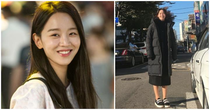 Shin Hye Sun povestește că a avut probleme de încredere din cauza înălțimii