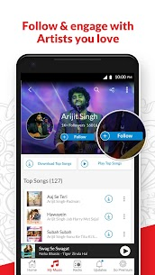Wynk Music – Download & Play Songs, MP3, HelloTune App Download For Android and iPhone 6